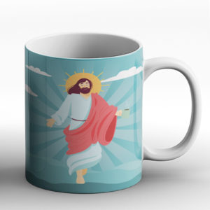 Jesus Hebrews It – Printed Mug