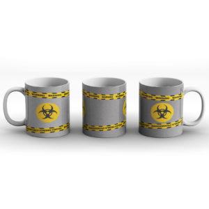 Dangerously strong coffee – Printed Mug