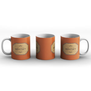 May contain whisky – Printed Mug