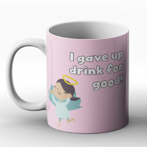Drink for Evil! – Printed Mug