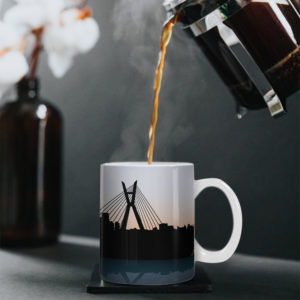 I would love to be in Sau Paulo Design – Printed Mug