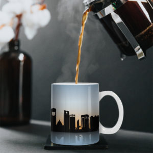 I would love to be in Jeddah Design – Printed Mug