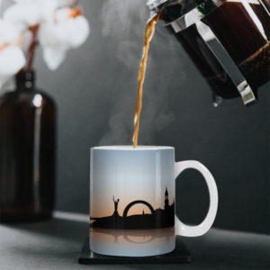 I would love to be in Kiev Design – Printed Mug