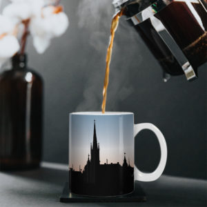 I would love to be in Stockholm Design – Printed Mug