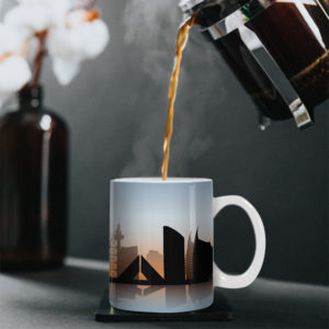 I would love to be in Lisbon Design – Printed Mug
