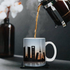 I would love to be in Madrid Design – Printed Mug