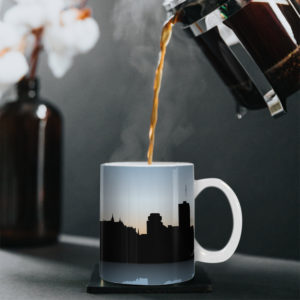 Selection of Travel Inspired Mug Designs – Printed Mug