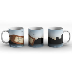 I would love to be in Ottawa Design – Printed Mug