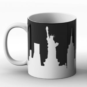 I would love to be in New York Design – Printed Mug