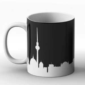 I would love to be in Berlin Design – Printed Mug