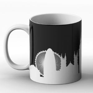 I would love to be in London Design – Printed Mug