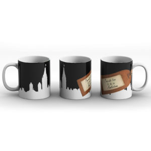 I would love to be in Amsterdam Design – Printed Mug