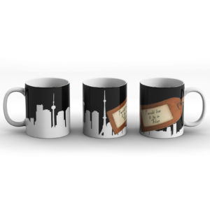 I would love to be in Tokyo Design – Printed Mug