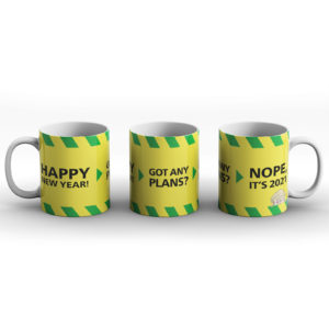Happy New Year? Nope, it's 2021 – Printed Mug