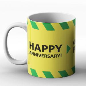 Happy Anniversary? Nope, it's 2021 – Printed Mug