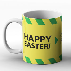 Happy Easter? Nope, it's 2021 – Printed Mug