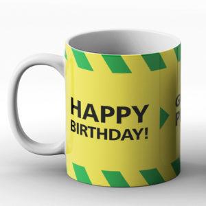 Birthday? Nope, it's 2020 – Printed Mug