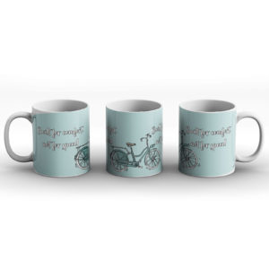 Getting old – Printed Mug