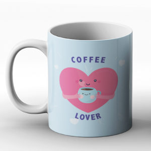 Coffee Lover – Printed Mug