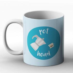 Pot Head – Printed Mug