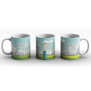 Lost it in the long grass? – Printed Mug