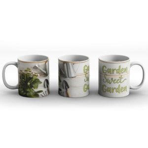 Garden Sweet Garden – Printed Mug