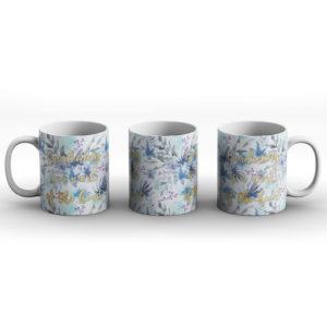 Gardening lovers – Printed Mug