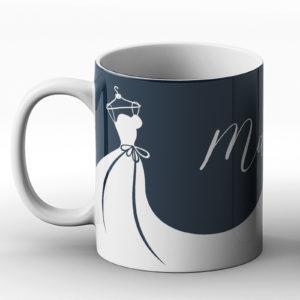Make waves – Printed Mug