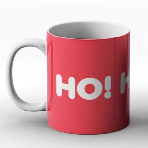 Ho! Ho! Ho! – Printed Mug