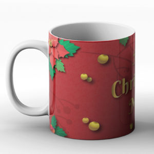 My Christmas Mug – Printed Mug