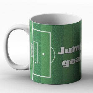 Jumpers For Goal Posts – Printed Mug
