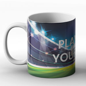 Play With Your Heart – Printed Mug