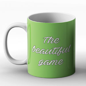 The Beautiful Game – Printed Mug