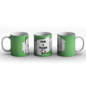 Pride & Passion – Printed Mug