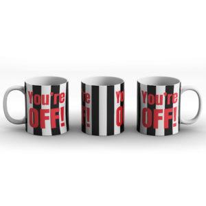 Football Life – Printed Mug