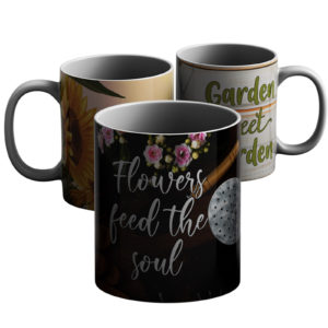 Gardening lovers – Printed Mug