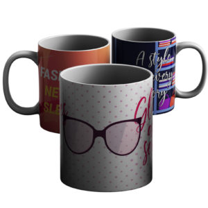 Fashion Lovers – Printed Mug