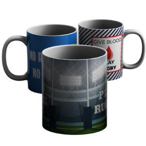 Rugby Life – Printed Mug