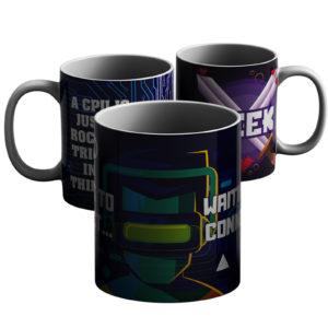 Gaming Life – Printed Mug