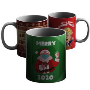 Christmas Gift Mugs – Funny – Printed Mug