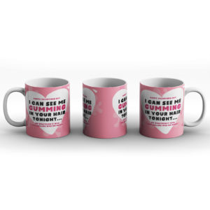 Rauchy Designs For That Special Person Valentines – Printed Mug