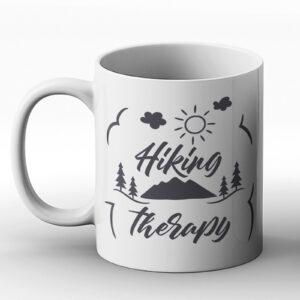 Hiking Therapy – Printed Mug