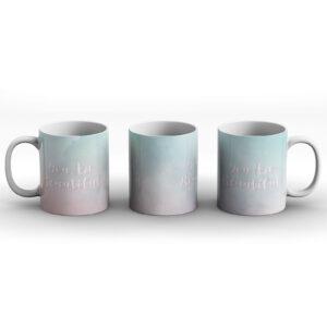 You Are Beautiful – Printed Mug