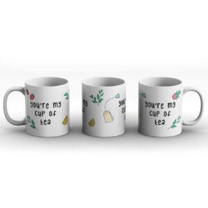 Living And Loving – Printed Mug