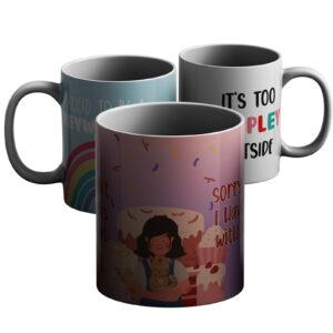 Fun Designs for Fun People Fun Design – Printed Mug