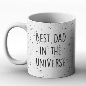 Best Dad In The Universe – Printed Mug