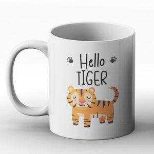 Hello TIGER – Printed Mug