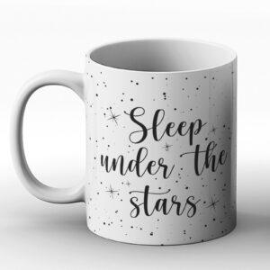 Sleep Under The Stars – Printed Mug