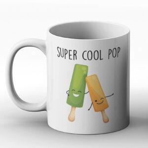 Super Cool Pop – Printed Mug