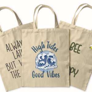 Summer Vibes – Tote Bag